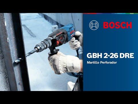 Видео обзор: Перфоратор SDS-plus BOSCH GBH 2-26 DRE