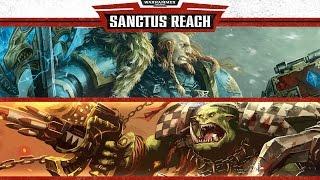 WARHAMMER 40,000 SANCTUS REACH - Full Preview Gameplay