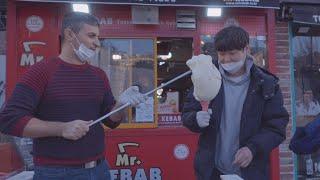 터키아이스크림 손기술은 대체 어디서 배워오는걸까?