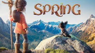 """How good is """"Spring""""? Blender's Animated Short Film Reviewed"""