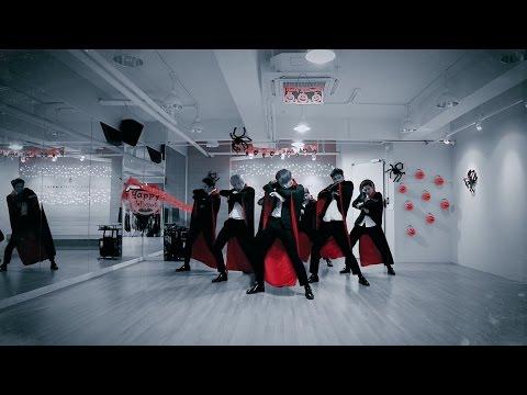 Dance Practice 몬스타엑스 MONSTA X  히어로HERO Halloween ver