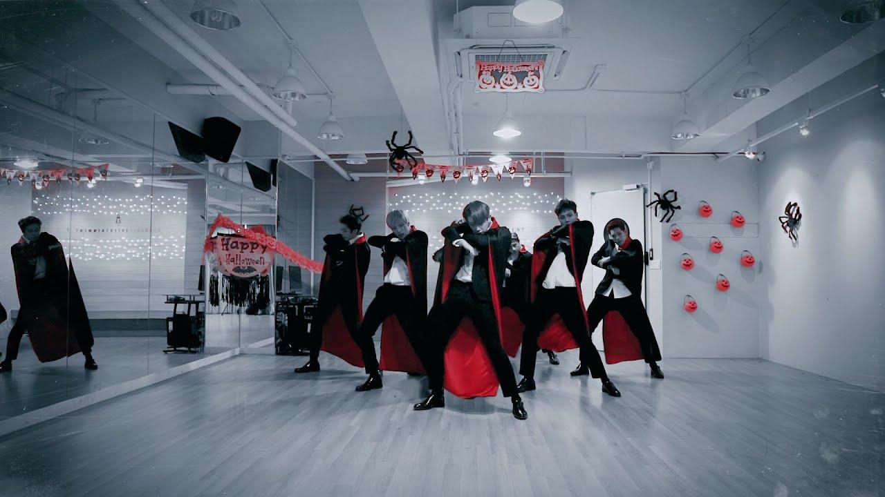 [Dance Practice] 몬스타엑스 (MONSTA X) - 히어로(HERO) Halloween ...