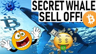 SECRET BITCOIN WHALE SELL OFF! - ALTCOINS READY TO RUN! - AMAZON JUMPS IN CRYPTO! - NRG STAKING!