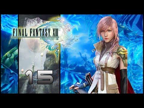 Guia Final Fantasy XIII (PS3) Parte 15 - Operacion Nora