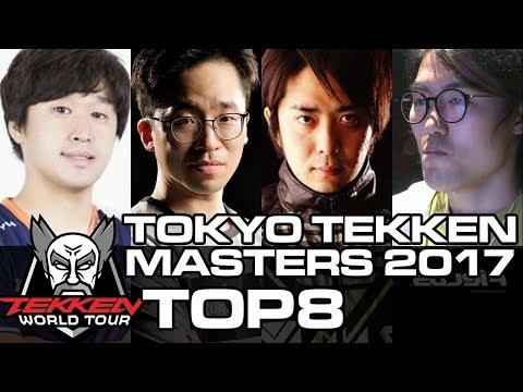TOKYO TEKKEN MASTERS TOP 8 Grand Finals (TIMESTAMP) Tanukana Knee Nobi Saint Chanel Noroma LowHigh