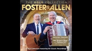 Foster And Allen - The Gold Collection CD Part 1