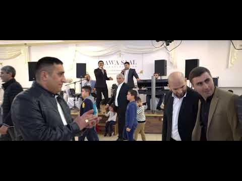 Германия 🔥 Езидская свадьба 2020 - кочари   (Yezidi wedding ,Rustam Maxmudyan,Hozan Reşo)