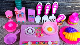 Jualan Jualan Makanan Bohongan 💞 Masak Masakan Digangguin Adek Bayi 💞 Mainan Anak Perempuan 💞 Riska