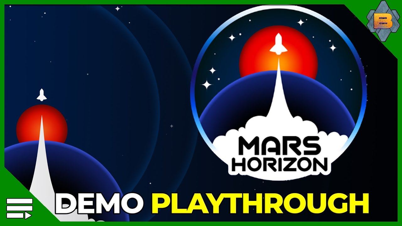 Mars Horizon Demo Playthrough - Eine alternative zu Kerbal?