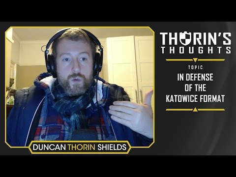 Thorin's Thoughts - In Defense of the Katowice Format (CS:GO)