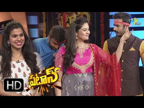 Patas | 25th August 2017 | Hemachandra | Sravana Bhargavi | Full Episode 540 | ETV Plus