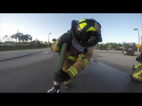 Recruit Class 65 Action Video