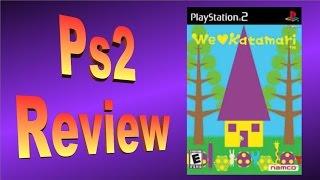 Ps2 Review: We Love Katamari