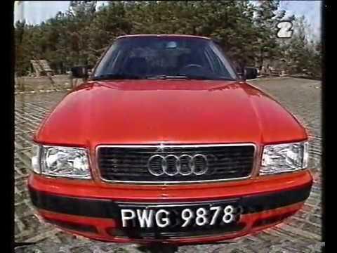 Audi 80 B4 1.6 + bonus Auto-Test Auto-Magazyn mklstardust