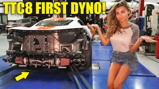 Dyno Testing My Twin Turbo C8 Corvette!
