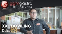 Duisburg - XXL Sportcenter Bowling - GGM Gastro TV