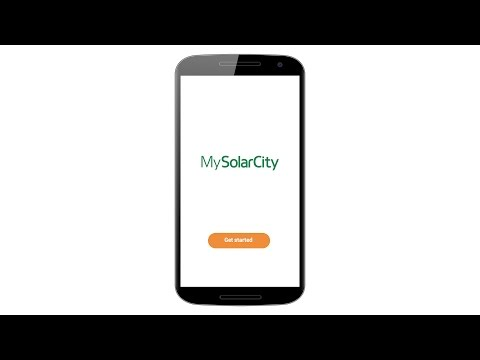 Manage Solar Energy & More with MySolarCity 2.0 Mobile App