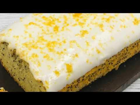 Now Everyone Can Bake - Lemon Poppy Seed Cake Kit