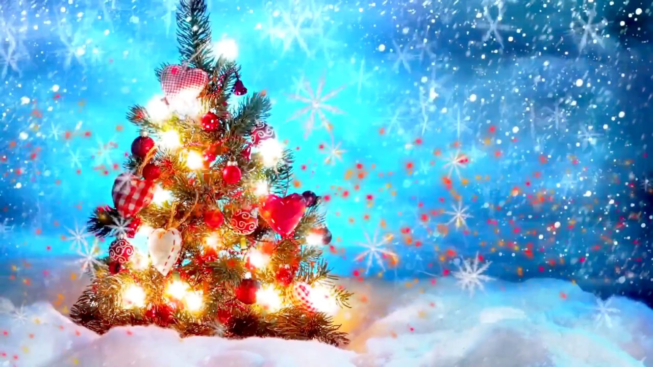 Christmas Music Background.Christmas Music Background Cinematic Miracle Music Christmas Magic