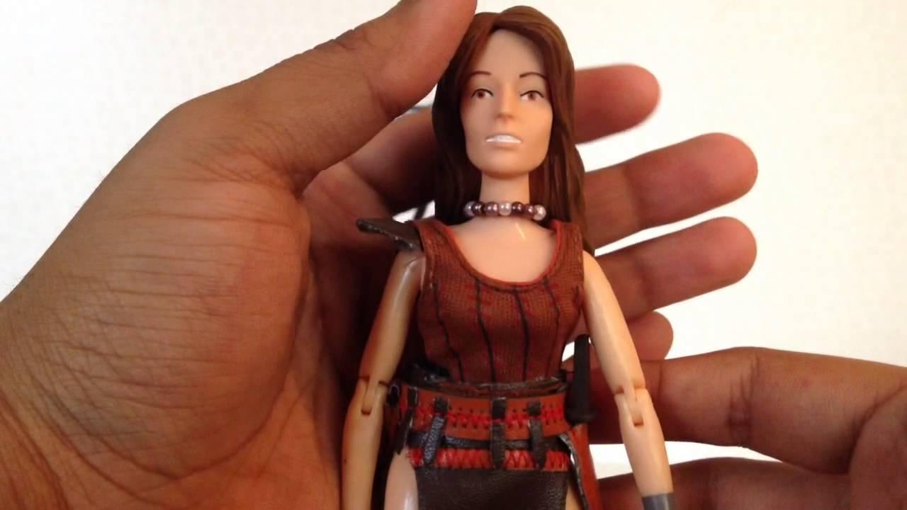 Doctor Who Action Figure Leela Bif Bang Pow