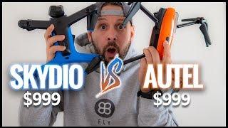 Skydio 2 VS Autel EVO | What's $999 Get You