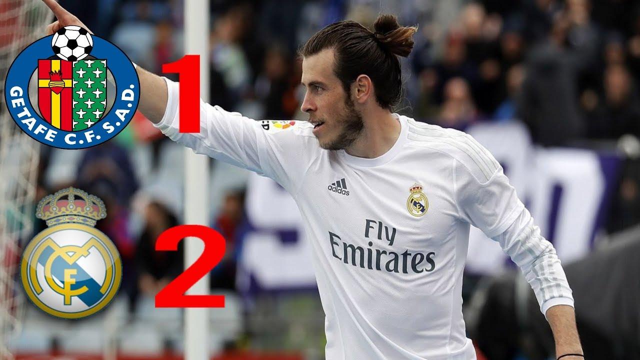 Download Getafe vs Real Madrid 1-2 ● All Goals & Highlights ● 14 October 2017
