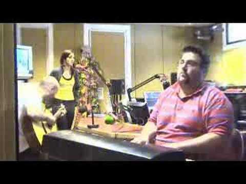 The Nextmen & Zarif live on Robert Elms Show, BBC London