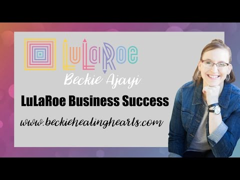 LuLaRoe Business Success: Sell over $20,000 in a month!