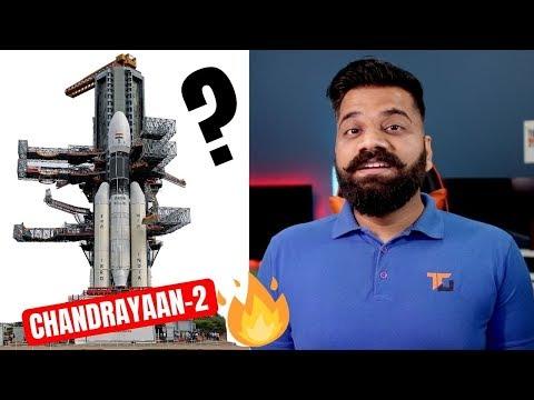 """ISRO Chandrayaan-2 Mission By """"Baahubali"""" GSLV Mk III M1 Rocket Explained🔥🚀🔥"""