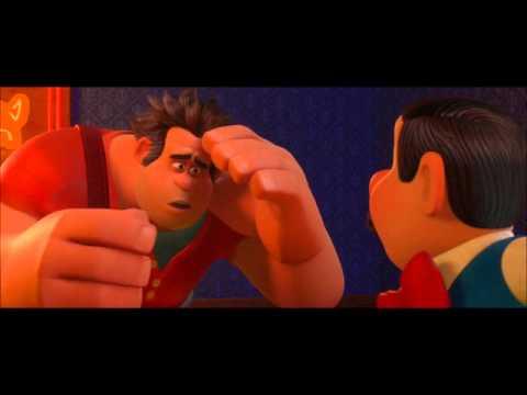 Wreck It Ralph-Root Beer Tapper Scene!
