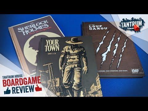 Graphic Novel Adventures Comparison