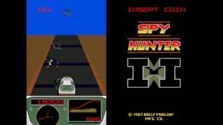 spy hunter 2 arcade gameplay HD