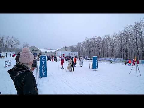 Лукьяненко Олег - гонка Рождественские горки 2020 (Самара)
