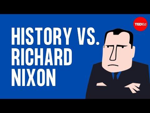 History vs. Richard Nixon  Alex Gendler