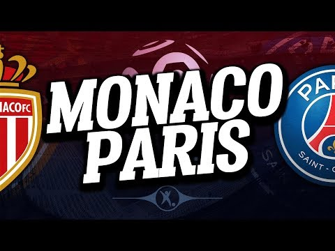 🔴 DIRECT / LIVE : MONACO - PSG // Club House