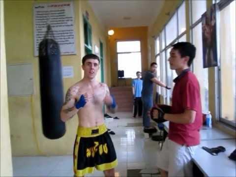 Fighting fit, Louis Miller