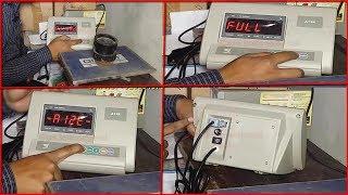 Yaohua A12e Calibration   Digital Weighing Indicator XK3190  A12E