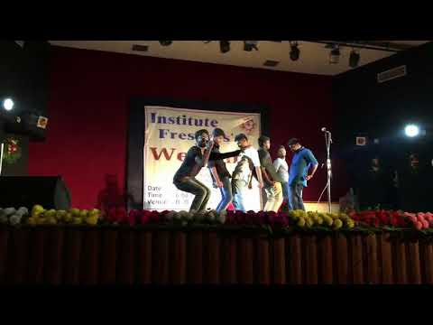 Underrated Depression Act at BBA by Pantomime Official Drama Club Freshers 2k17 NIT Rourkela