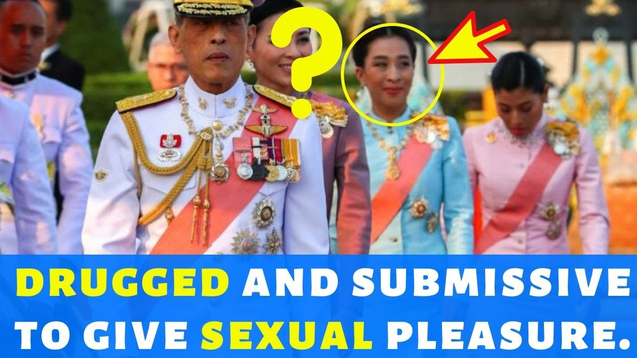 Download The pleasure of the King of Thailand is the hell of his 20 concubines