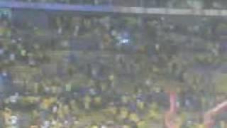 Pelea en estadio universitario UANL