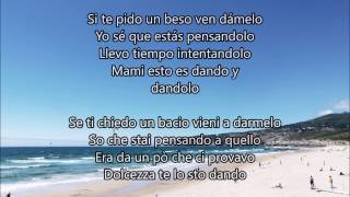 Luis Fonsi - Despacito  ft. Daddy Yankee  (Testo + Traduzione ITA)
