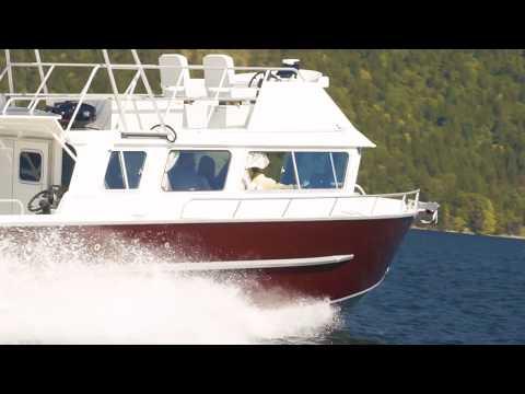 Lifetimer Boats   Optimus 360   Welded Aluminum Boats   Duncan, BC