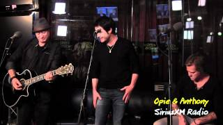 Train covers Led Zeppelin, Ramble On - @OpieRadio