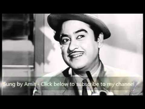 Main hoon jhumroo | My tribute to Kishore Kumar | Cover by Amit Agrawal | Yodelling
