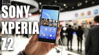 видео MWC 2013 - Sony Xperia Z смартфон компании Sony
