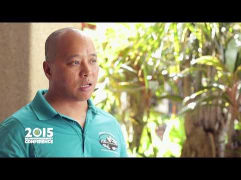 2015 Island Sustainability Conference - Edwin Reyes
