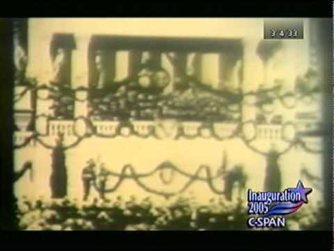 Download Youtube: President Franklin Roosevelt 1933 Inauguration