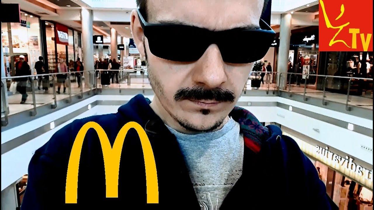 SLOW Maestro Burger z dżeMEM i cebulą McDonald