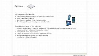 M&E Technology Expert Series - Mobile data collection