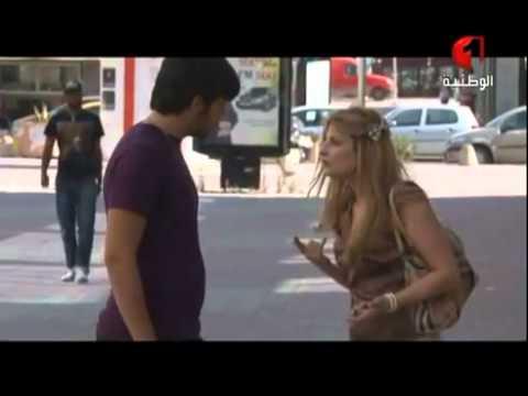 Une Francaise en Tunisie Caméra cachée أحسن كاميرا خفيّة في التاريخ